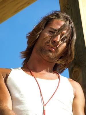 Manche Männer sind einfach für lange Haare bestimmt